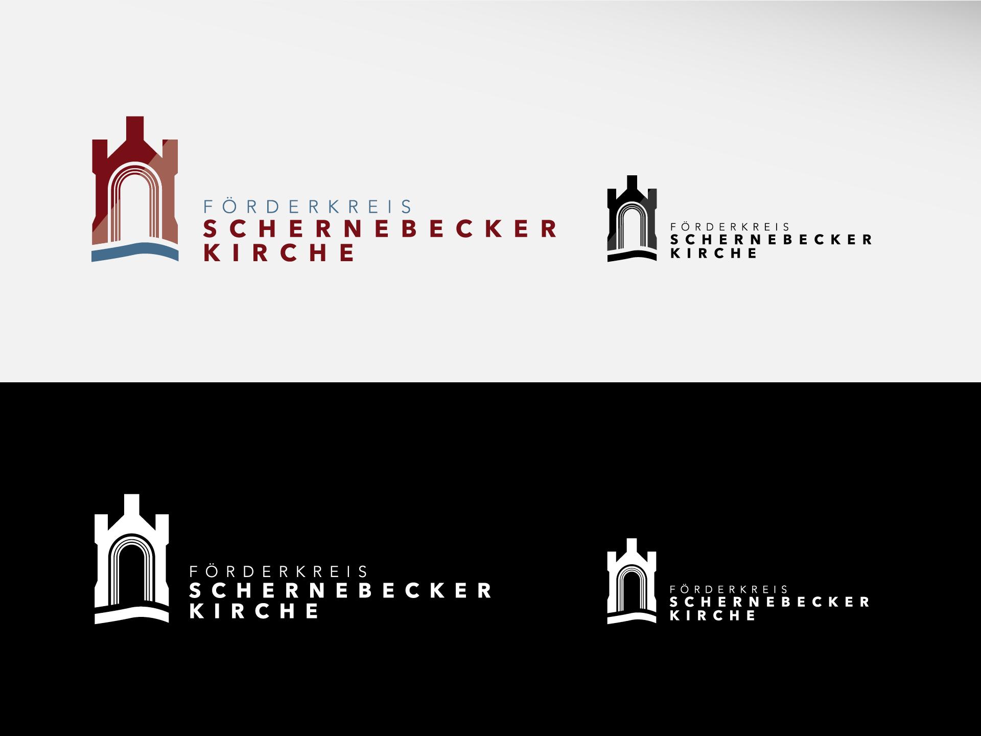 Förderkreis Schernebecker Kirche Corporate Design | Hoffmann und Partner