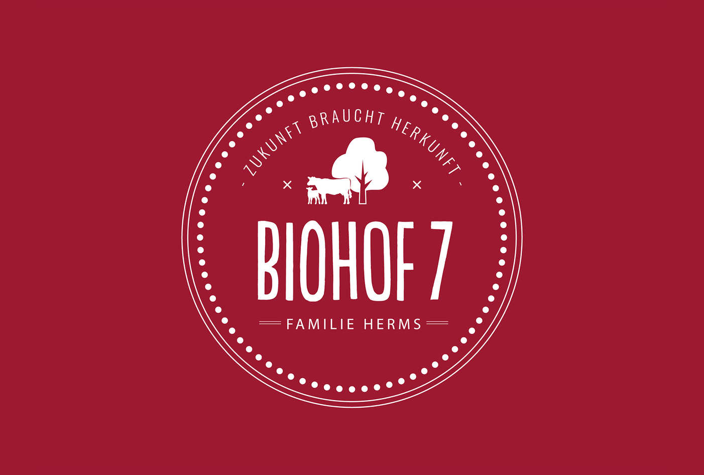 Biohof7_Logo_Kachel_invers